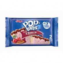 Kellogg's Pop Tarts Frosted Cherry 2 Pack